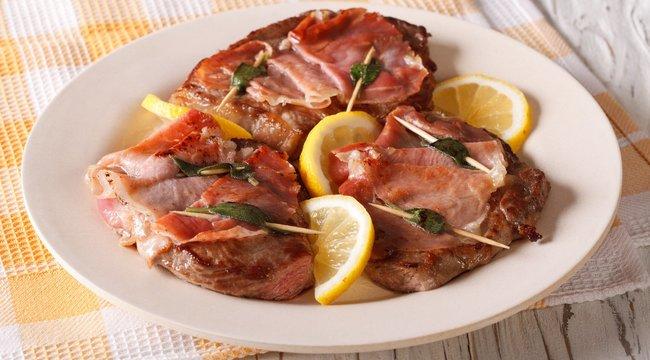 Nyaralás helyett: íme a legfinomabb toszkán fogások - szaftos saltimbocca és babos minestrone