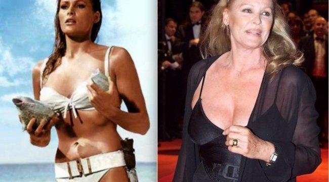 Félmillió dollárt is érhet Ursula Andress világhírű James Bond-bikinije