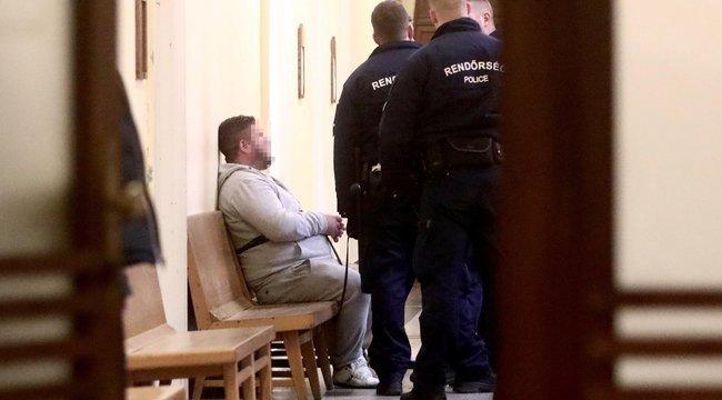 Rendőrkéselés Erdőkertesen: 35 évre csuknák börtönbe Lászlót – Döbbenetes részletek a támadásról