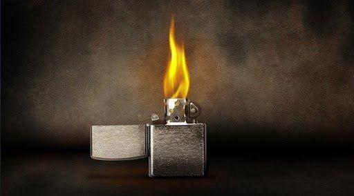 Szerelmi bánatában gyújtotta fel saját lakását a miskolci férfi