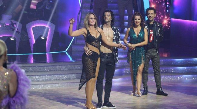 Lékai-Kiss Ramóna és Gabriela Spanic dekoltázsa vitte a showt a Dancing With The Stars első élő adásában – fotók