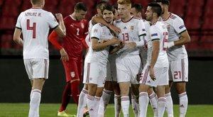 Labdarúgó Nemzetek Ligája – Idegenben verte a szerbeket a magyar válogatott
