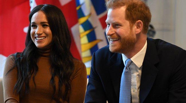 Archie már megtette az első lépéseit: Harry és Meghan interjúban mesélt kisfiukról – Videó