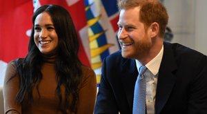 Archie már megtette az első lépéseit: Harry és Meghan interjúban mesélt kisfiukról