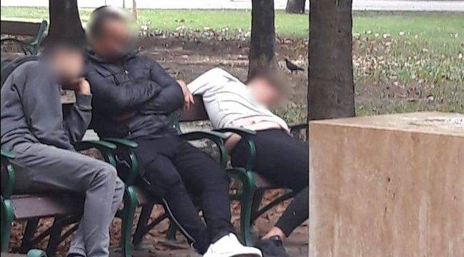 Babakocsis nő kért segítséget a parkban kábultan fetrengő XIII. kerületi drogosok miatt