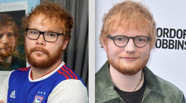 Melyikük az igazi? - Ledöbbent klónjátólEd Sheeran