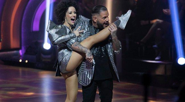 Emilioszerint táncpartnere kiűzte belőle a kövér férfit