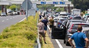 Férje autójának csomagtartójában, szúnyoghálóba tekerve találtak egy nőt Letenyén