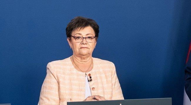 Müller Cecília:Az elhunytak között vannak daganatos betegek is
