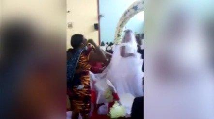 """""""Nem mehet tovább ez az esküvő, a vőlegény ugyanis az én férjem"""""""