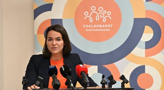 Novák Katalin: Nagyon nagy az igény az otthonfelújítási támogatásra