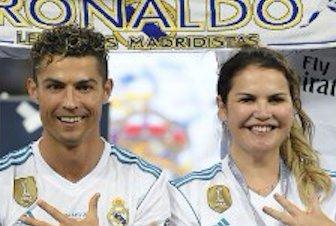 Cristiano Ronaldo leánytestvérei nem hisznek a statisztikáknak: szerintük a maffia ötölte ki a koronavírust