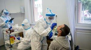 Magyarországon harmadannyian halnak meg a járványban, mint Európában