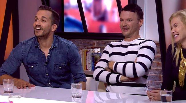 Sass Dani: Ha nagy meccs van a tévében, akkor nincs szex!