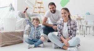 Otthonfelújítási támogatás – 3 millióból megúszhatja a 6 milliós lakásfelújítást