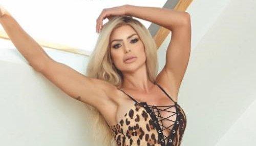 Válása után olyan sok ideje jutott magára, hogy brutálszexi Playboy-modell lett a családanyából – 18+ fotók