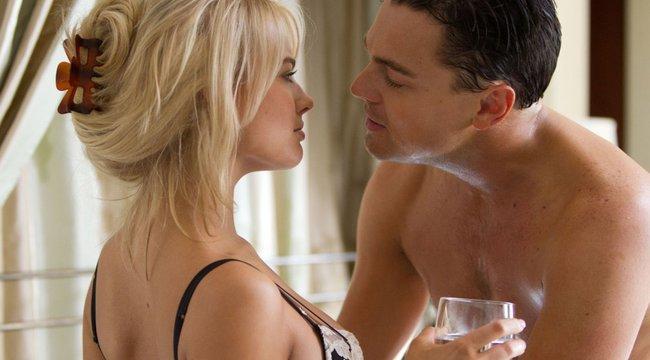 Spiccesen könnyebb a szexjelenet? Ezért nyúlnak piához a hollywoodi sztárok