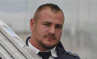 Igazi őrangyal: már két ember életét is megmentette az őrmester