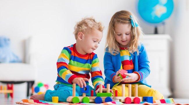 Naponta 186 tárgy fertőzheti meg gyermekét