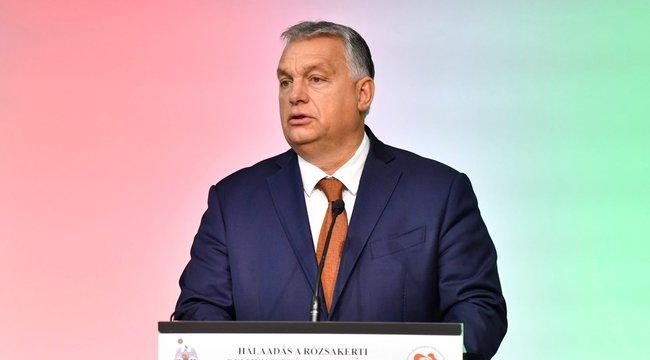 Orbán Viktor: Az egyházi intézményeknek adott állami pénz a legjobb helyre kerül