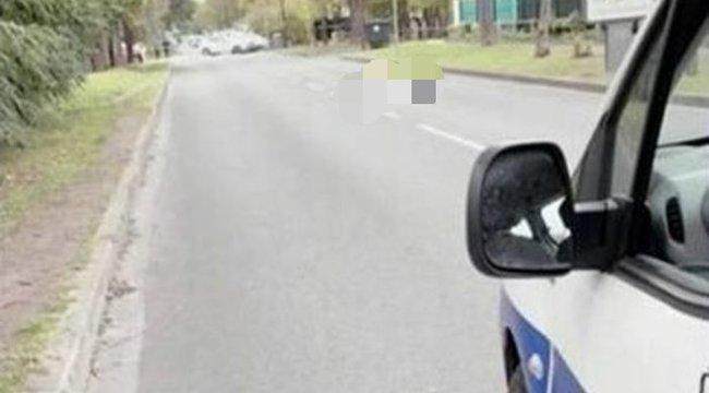Videón, ahogy a rendőrök lelövik a francia tanárt lefejező terroristát - +18