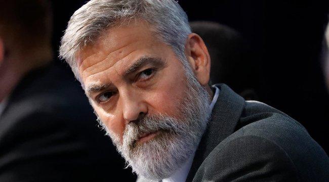Ezért tört majdnem derékba George Clooney karrierje