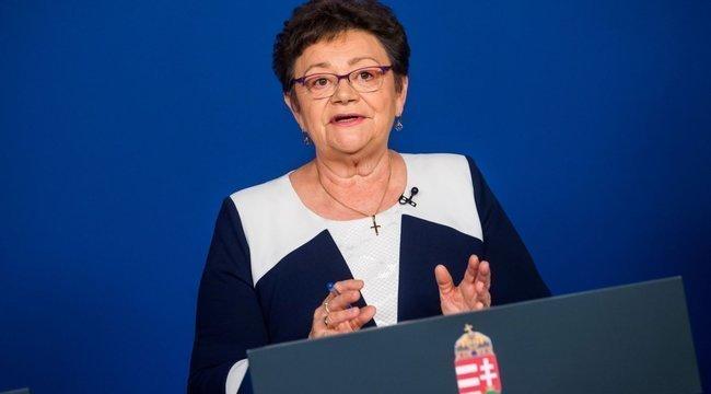 Müller Cecília: Fertőzöttség terénMagyarország az európai középmezőnyben van