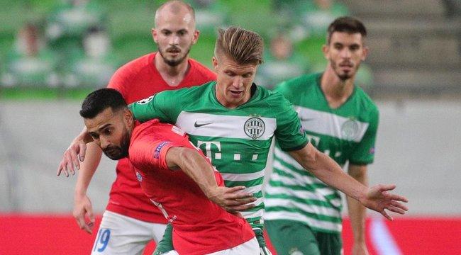 Bajnokok Ligája – Csapatként próbálja leradírozni Messit a Fradi