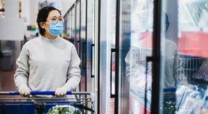 Fagyasztott élelmiszeren is életben marad a koronavírus – állítják a tudósok