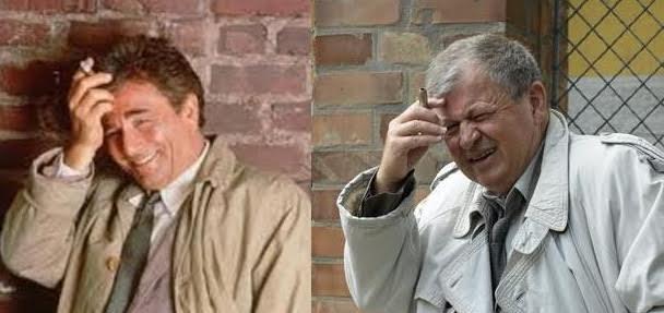 Columbo Szolnokon oldja meg a rejtélyes bűneseteket
