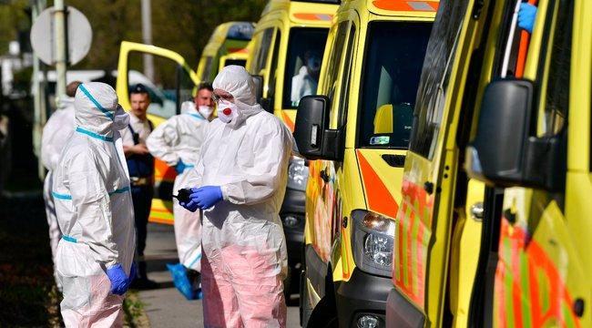 Elhunyt 48 beteg, 1423 fővel emelkedett a fertőzöttek száma