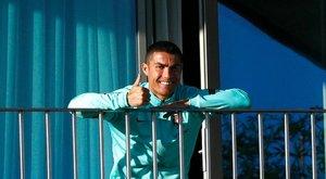 Sokkolta rajongóit új külsejével Cristiano Ronaldo – fotó