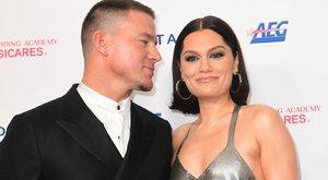 Jessie J kidobta Channing Tatumot, és ennek örömére a kamerába nyomta a popsiját