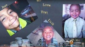 Mindhárom gyermekét halálra késelte, most 78 év börtön vár rá