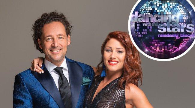 Fordulat a Dancing with the Stars-ban: Istenes László lecserélte táncpartnerét