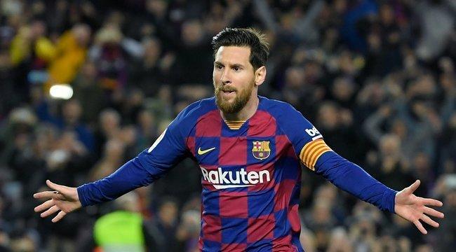 Messi: szurkolok Cristianónak, hogy felépüljön