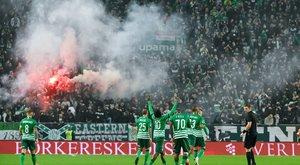 A címvédő Ferencváros legyőzte az Újpestet