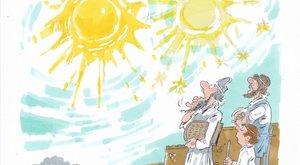 Városi legenda - Nagymama miatt választotta ketté a tengert a Sárkánykirály