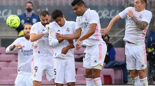 Menekülnek a szponzorok – 648 milliárd a Real Madrid hiánya
