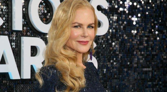 Nicole Kidmannek nem kényelmetlen a meztelenség vagy a szexjelenetek forgatása