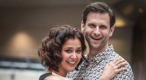 Összeházasodott Gryllus Dorka és Simon Kornél - fotó!
