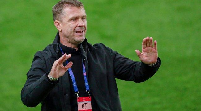 Szerhij Rebrov: Érzelemdús meccsre készülök
