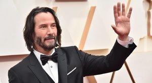 Azta! Megszabadult loboncától Keanu Reeves – a rajongók kiakadtak