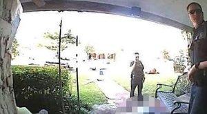 Még a rendőrökt is riasztották – Önnél is kiverné a biztosítékot ez a halloweeni dekoráció? fotók