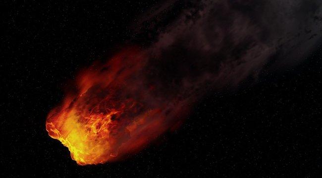 Itt a vége? Hatalmas aszteroida tart a Föld felé