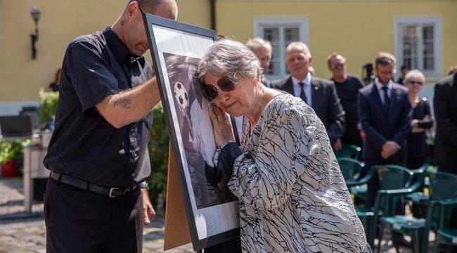 Szűcs Csaba:Anyám fájdalma óriási