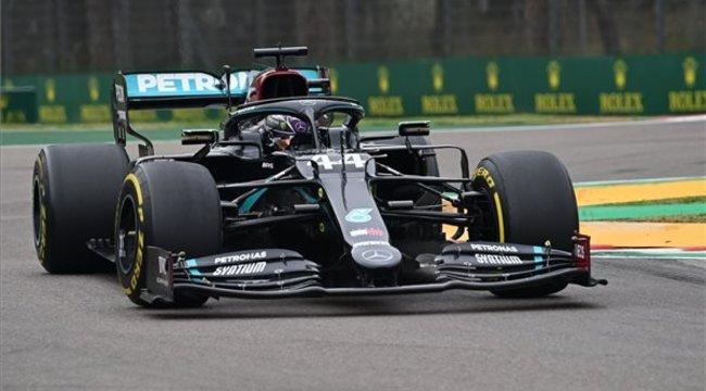 Emilia Romagna Nagydíja - Hamilton ismét nyert, világbajnok a Mercedes