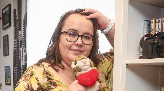 Balázs Andi: Anyukám halála óta őszülök - videó