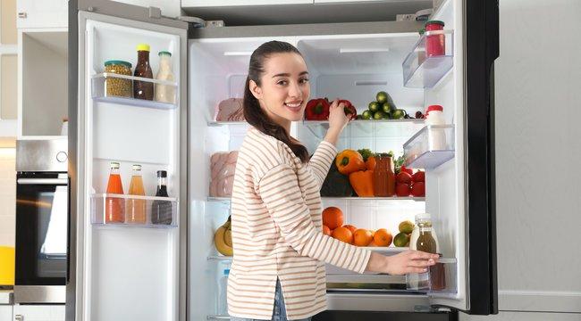 A Bors utánajárt –Jobban érzi magát a liszt a hűtőben