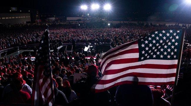 Amerikai elnökválasztás - két településén már ismertté váltak az első eredmények
